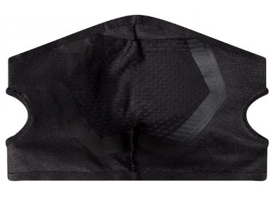Buff Masque Filtrant Solid Black