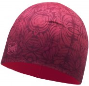 Buff Microfiber & Polar Boronia Pink