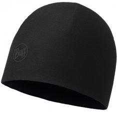 Buff Microfiber & Polar Solid Black
