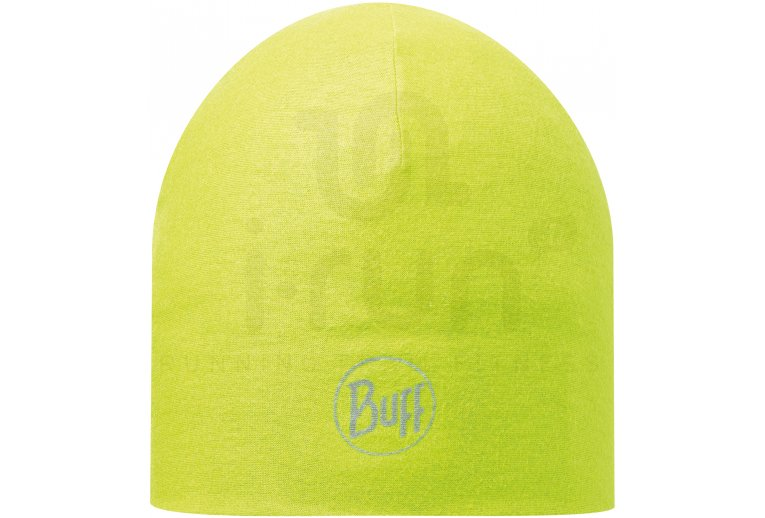 Buff Microfibre 2 Layers Solid Yellow Fluor