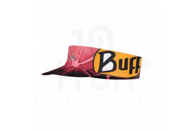 Buff Pack Run Visor Ape-X Coral