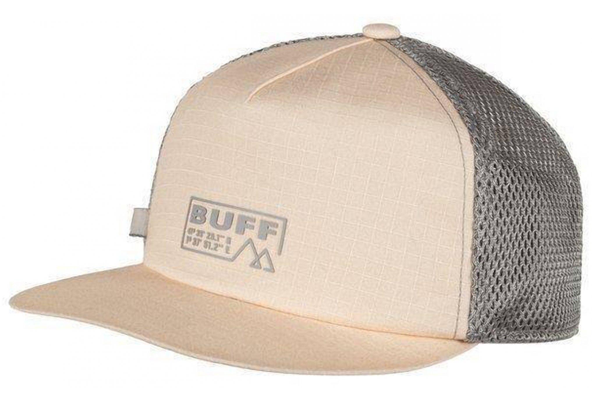 Buff Pack Trucker Cap Solid Sand Casquettes / bandeaux