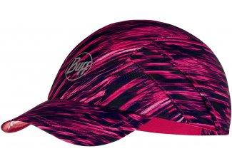 Buff gorra Pro Run Cap R-Crystal Pink