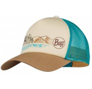Buff Trucker Cap Lalasa Multi