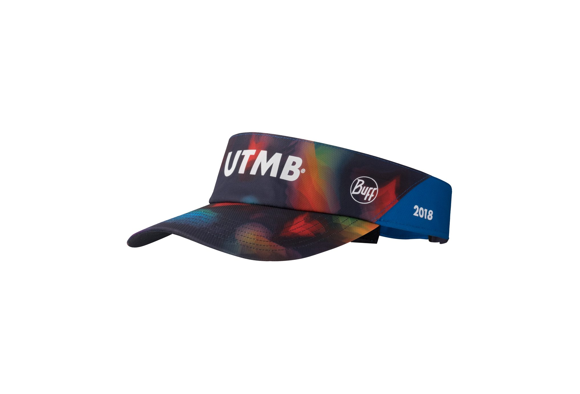 Buff Visor UTMB®2018 Casquettes / bandeaux