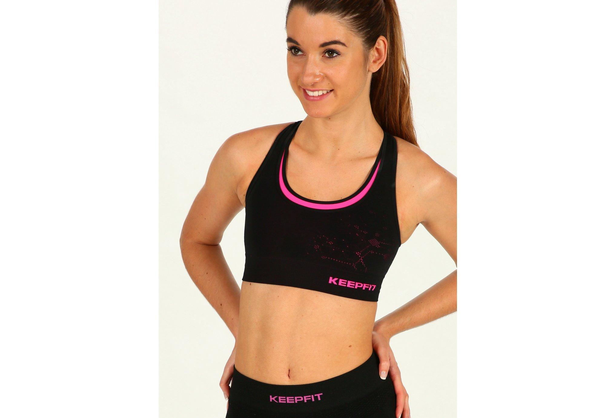 BV Sport Double Keepfit vêtement running femme