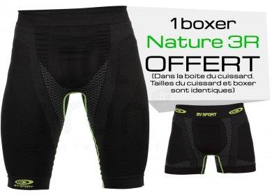 BV Sport Boxer Nature3R M homme Noir