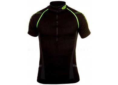 BV Sport Tee-shirt Nature 3R 1 2 zip M pas cher - Destockage running ... 4391eddb362