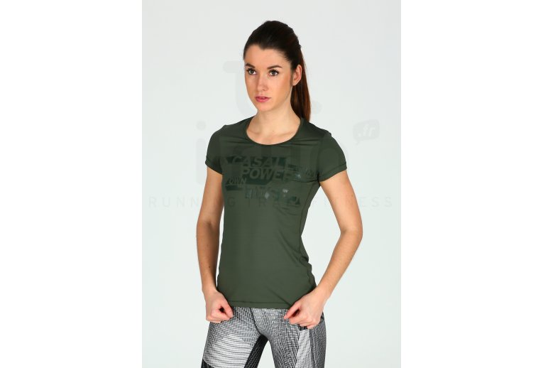 Casall Tee-Shirt Strength W