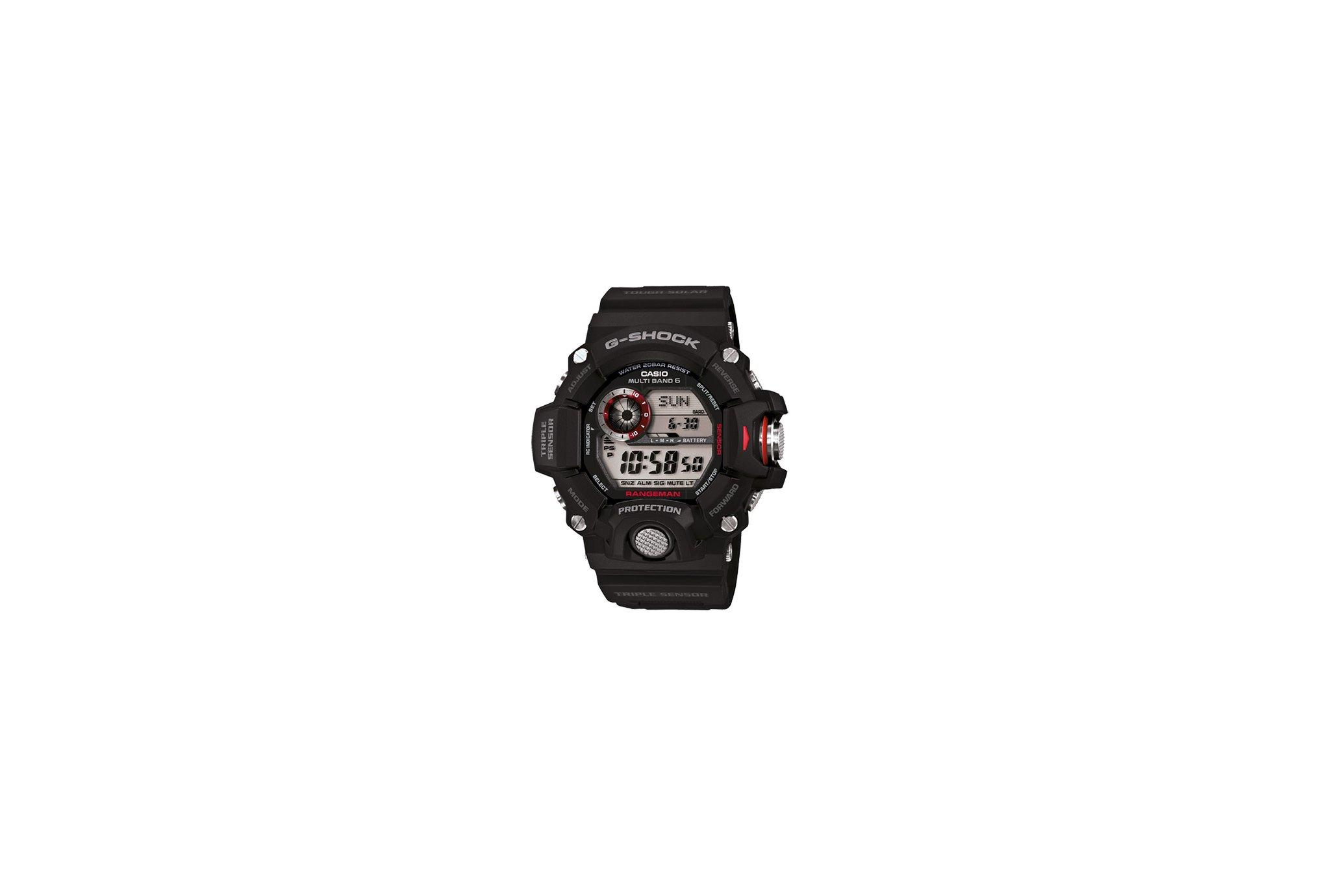 Casio G-SHOCK Mudmaster Rangeman GW-9400 Montres de sport