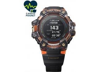Casio G-SQUAD HR GBD-H1000-1A4ER