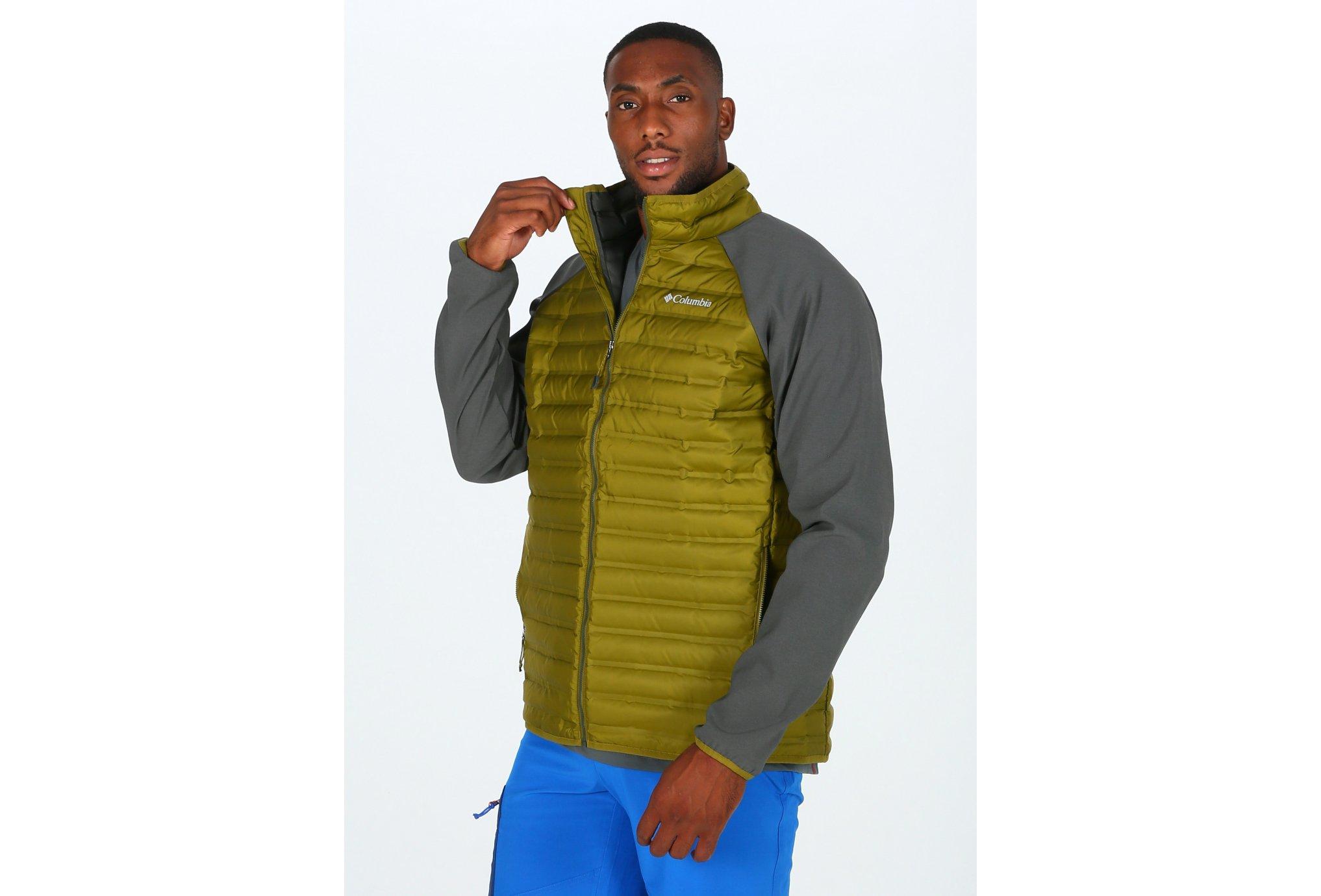 Columbia Flash Forward Hybrid M Diététique Vêtements homme