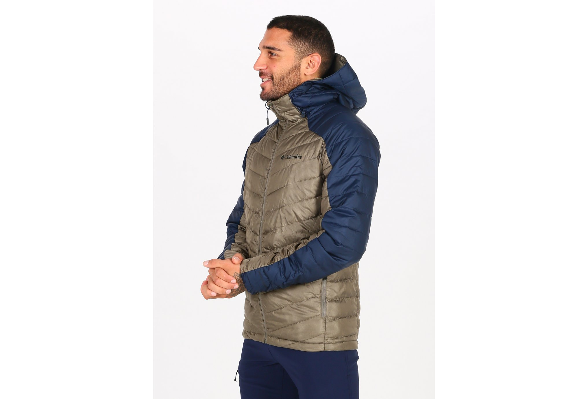 Columbia Horizon Explorer Hooded M vêtement running homme