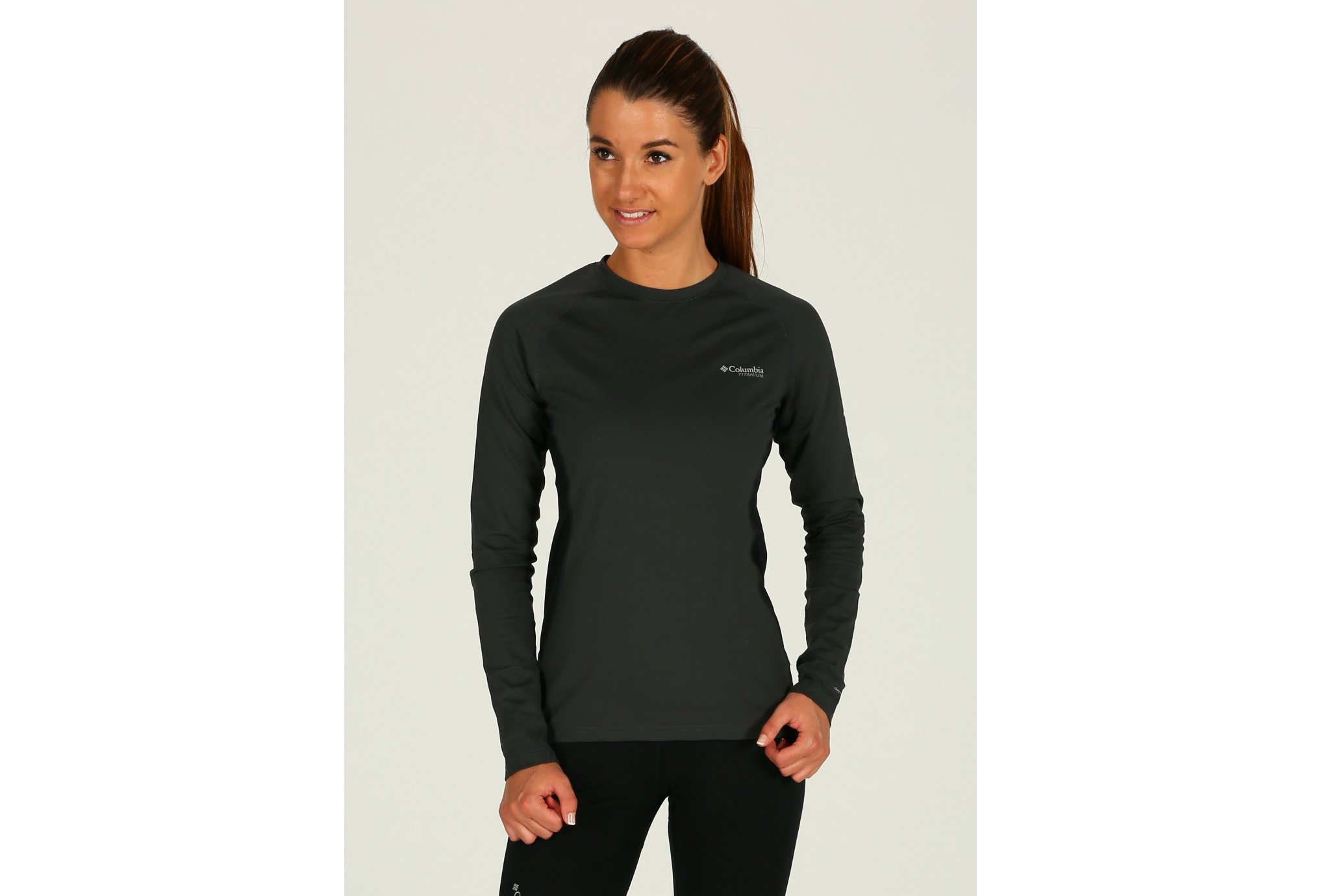 Columbia Midweight Baselayer W vêtement running femme