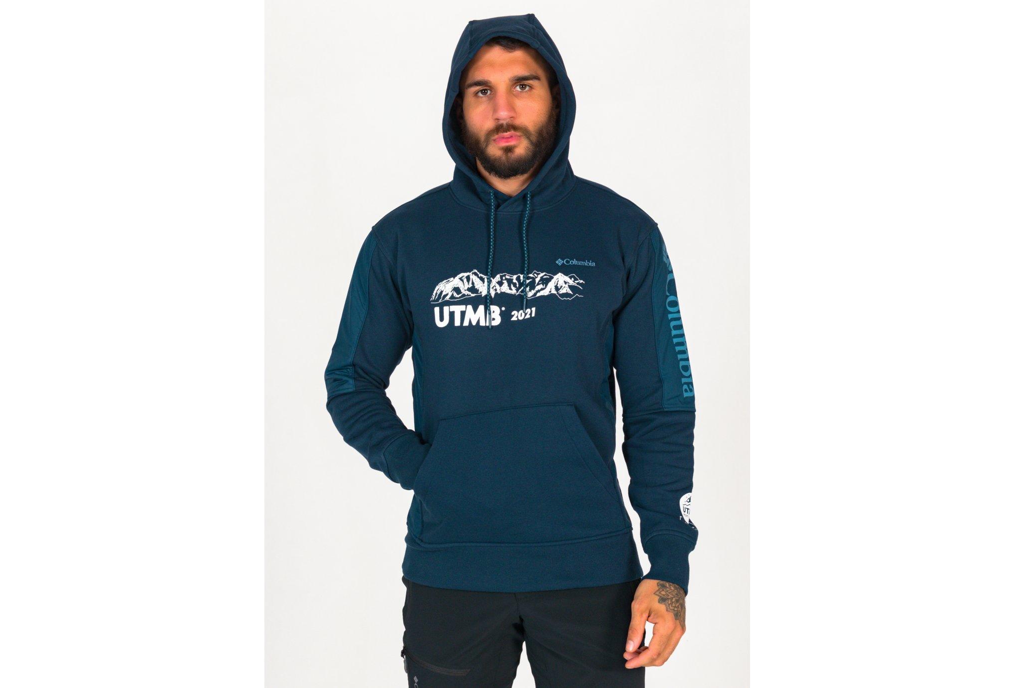 Columbia Minam River UTMB 2021 M vêtement running homme