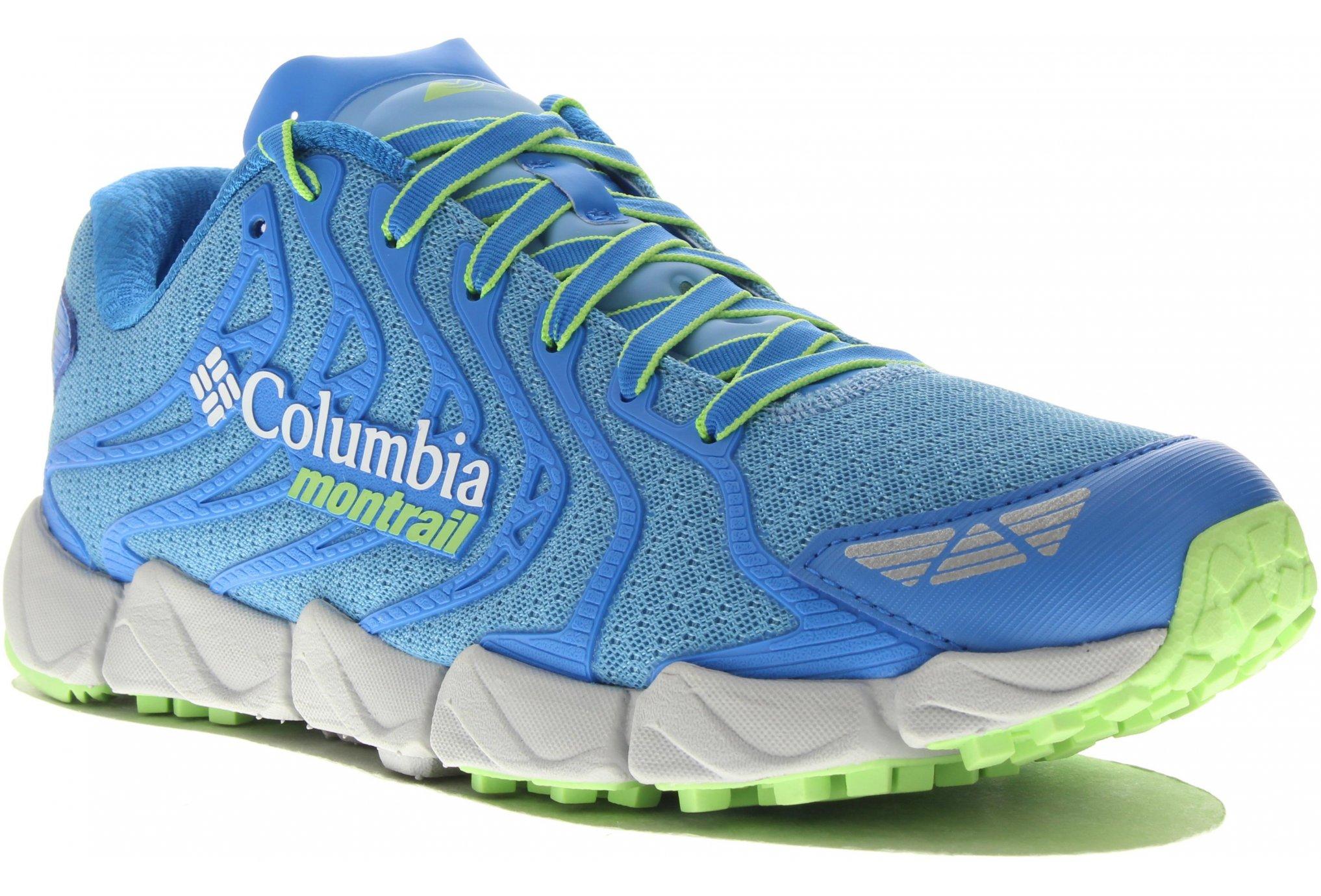 Columbia Montrail Fluidflex F.K.T. II W Diététique Chaussures femme