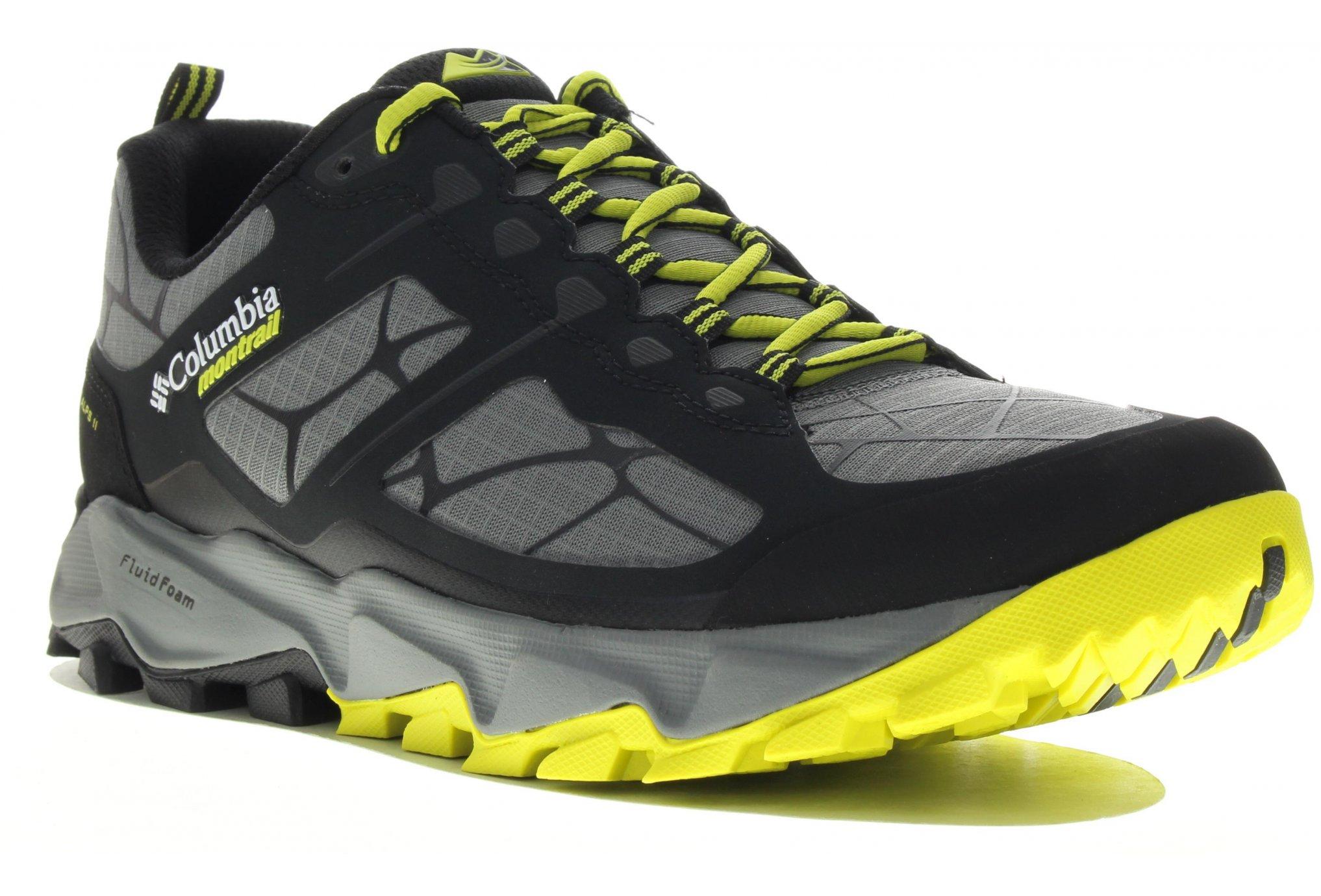 Columbia Montrail Trans Alps II M Diététique Chaussures homme