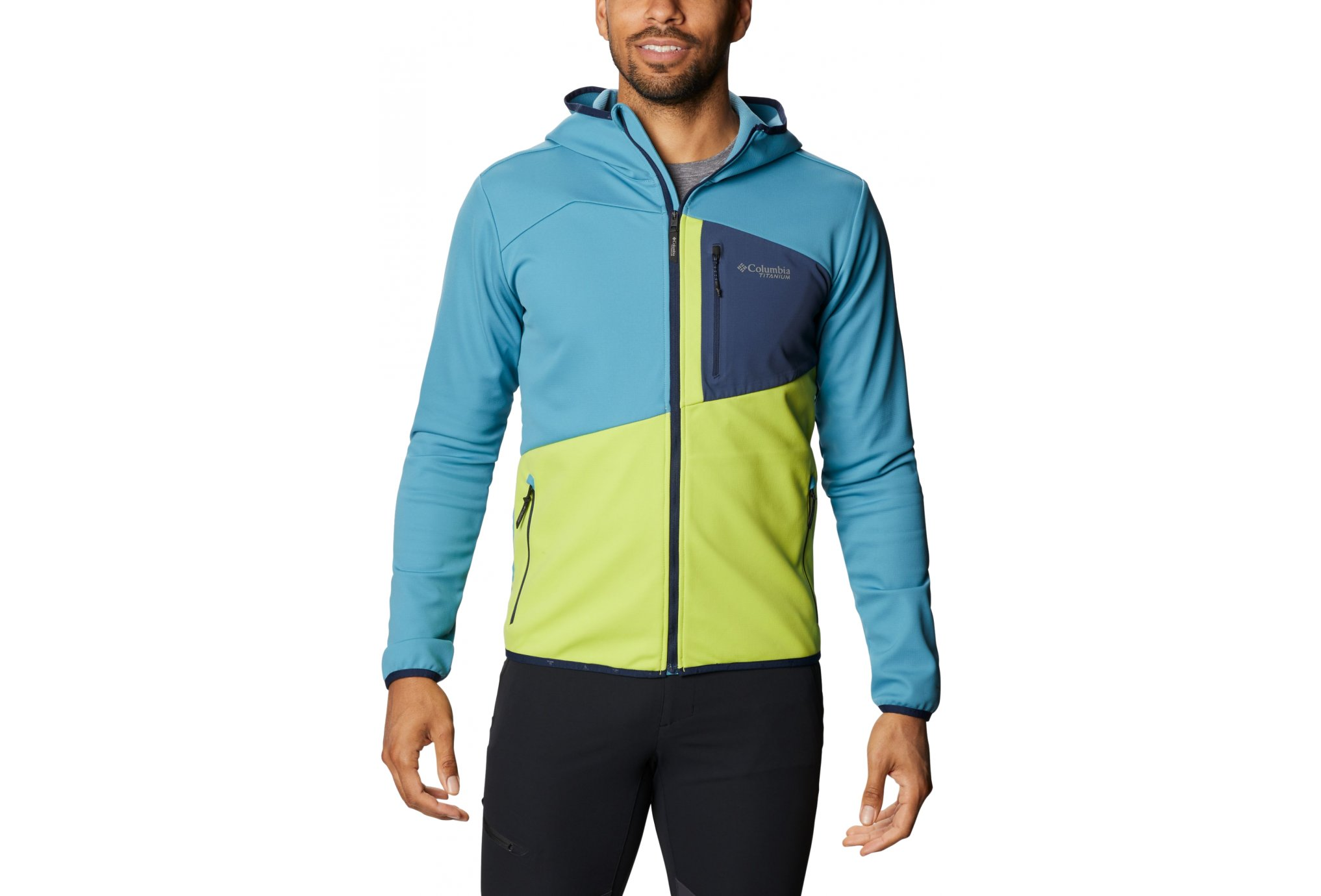Columbia Peak Pursuit M vêtement running homme
