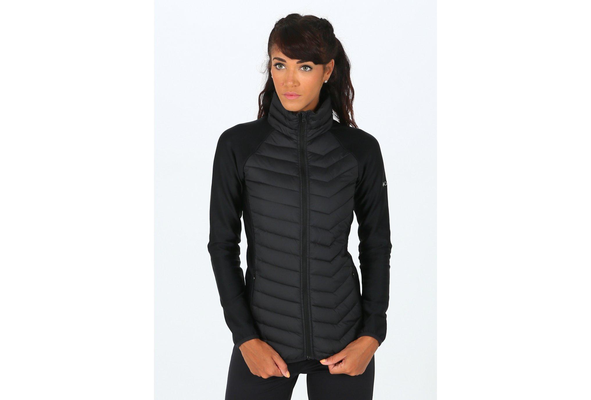 Columbia Powder Lite Fleece W vêtement running femme