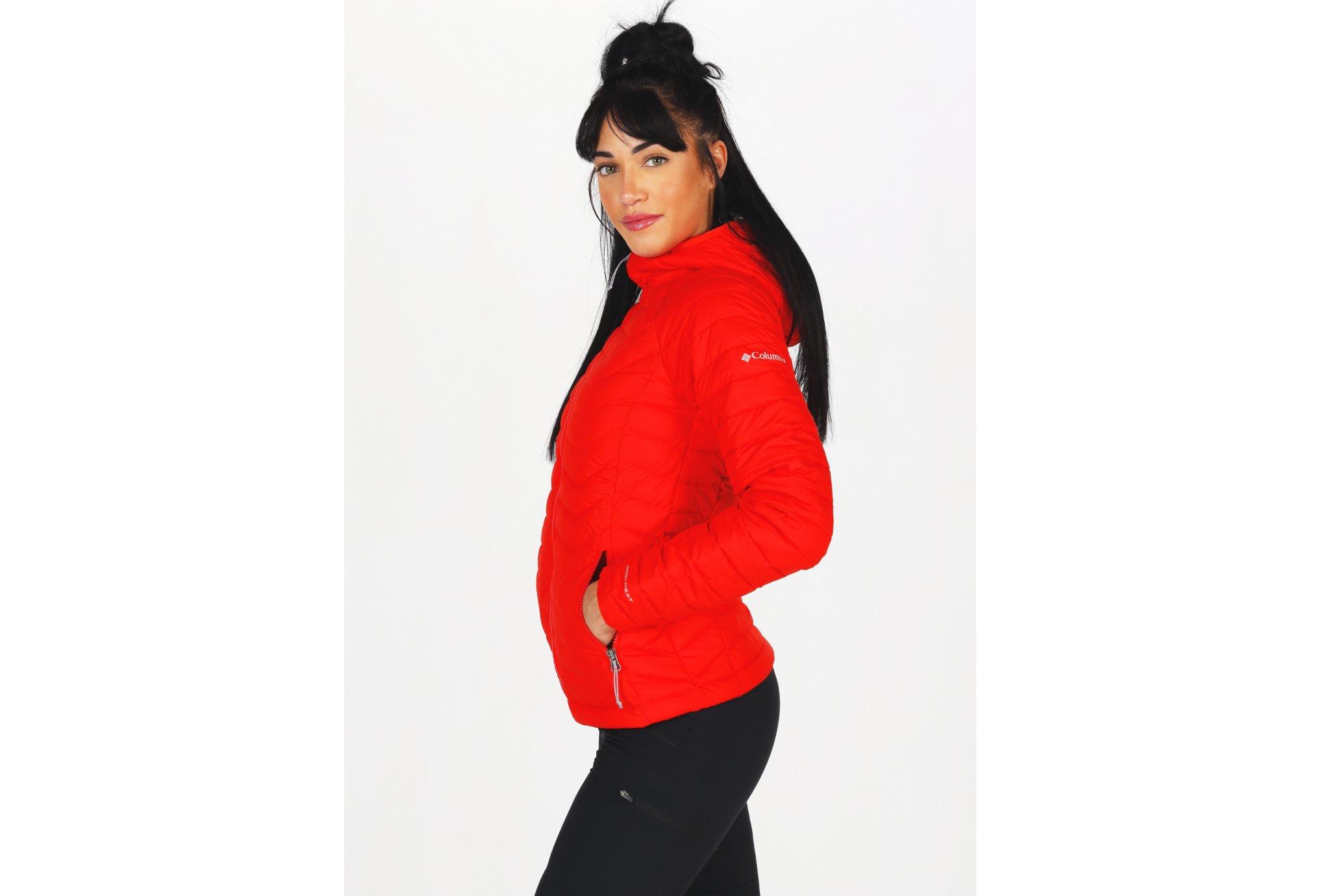 Columbia Powder Lite W vêtement running femme