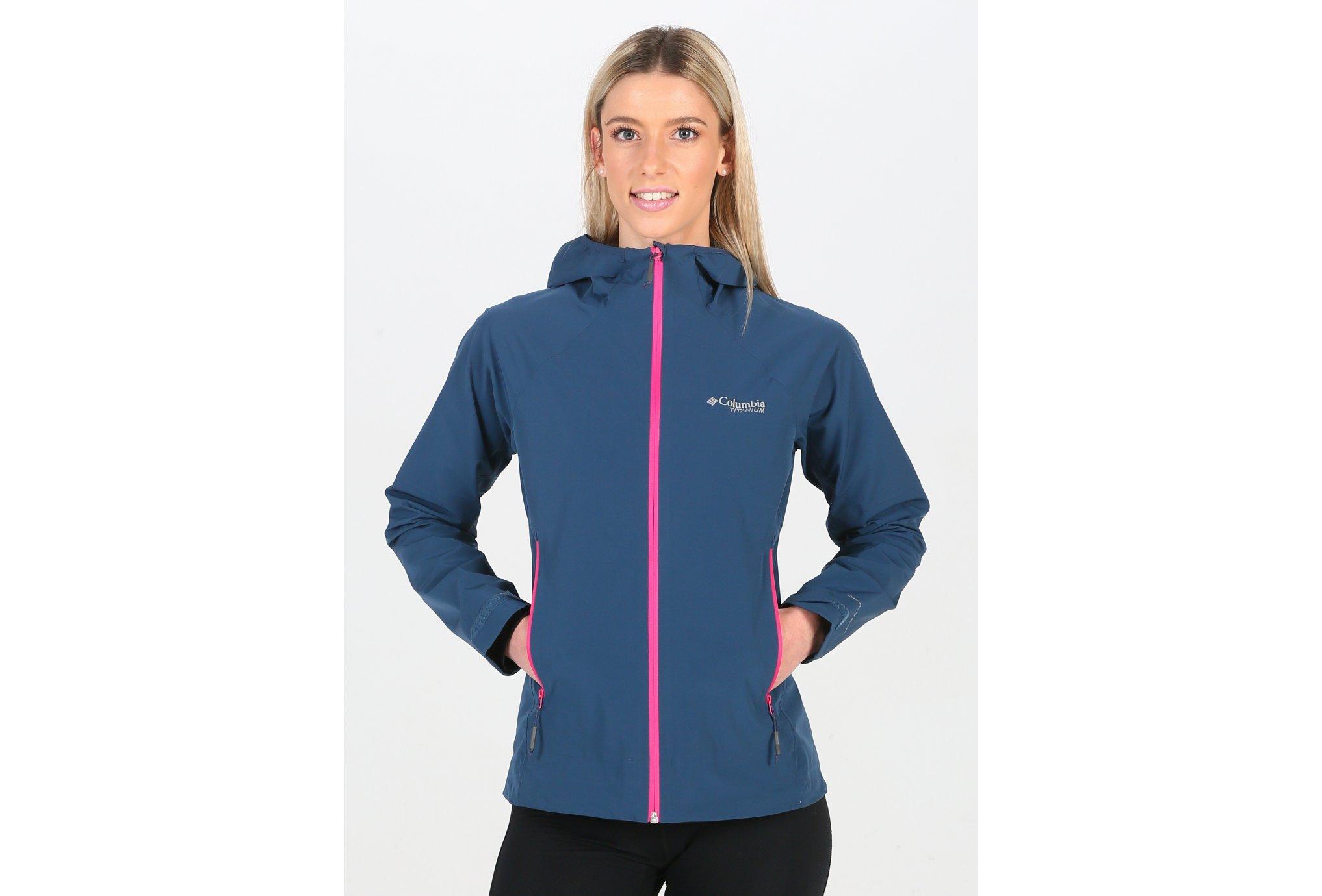 Columbia Trail Magic W vêtement running femme
