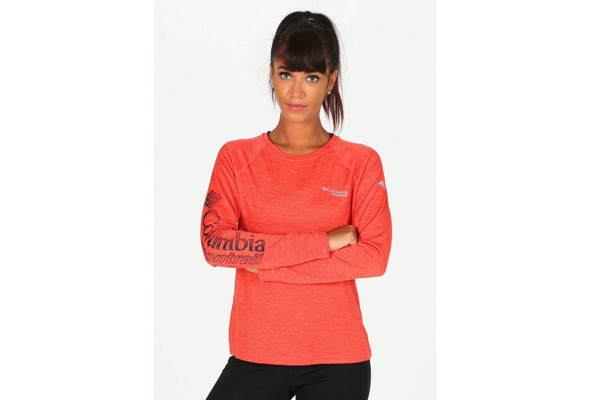 Columbia Trinity Trail II W vêtement running femme