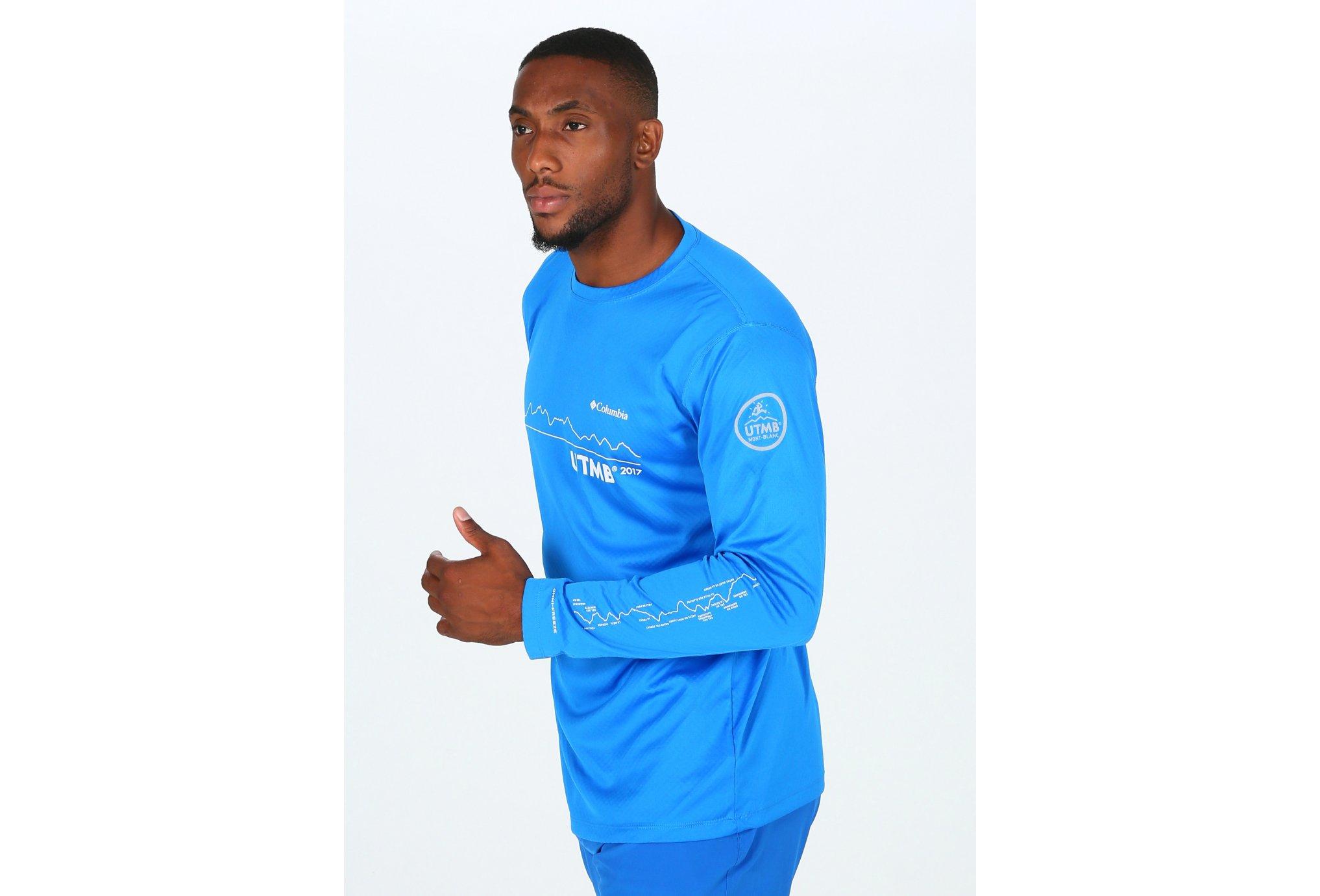 Columbia Zero Rules II UTMB® M Diététique Vêtements homme