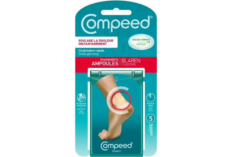 Compeed Pansements ampoules - talon