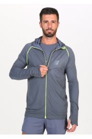 Compressport 3D Thermo Seamless Hoodie Born To SwimBikeRun 2020 M