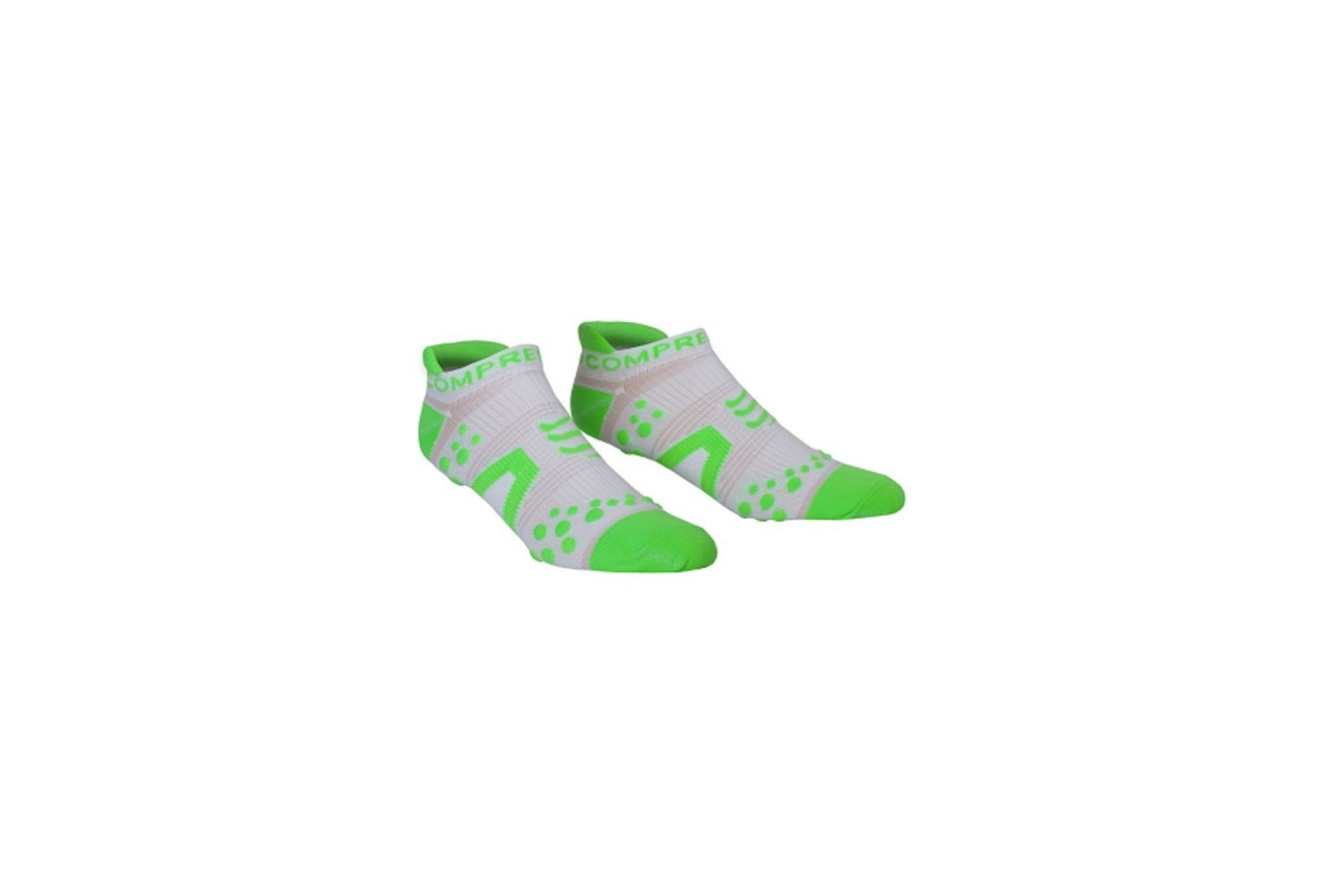 Compressport Chaussettes Pro Racing V2 Run Low Chaussettes