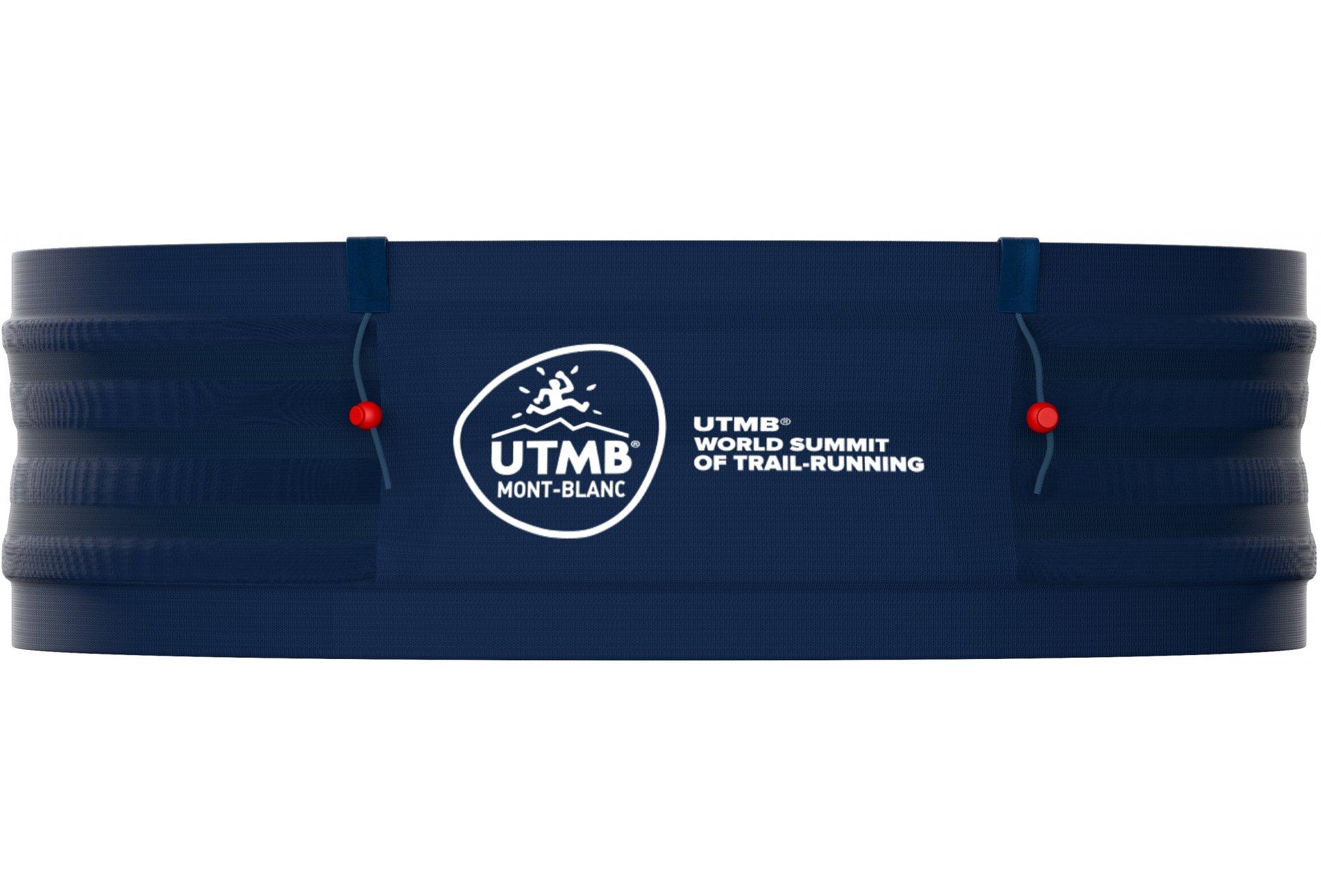 Compressport Free Belt Pro UTMB 2018 Ceinture / porte dossard