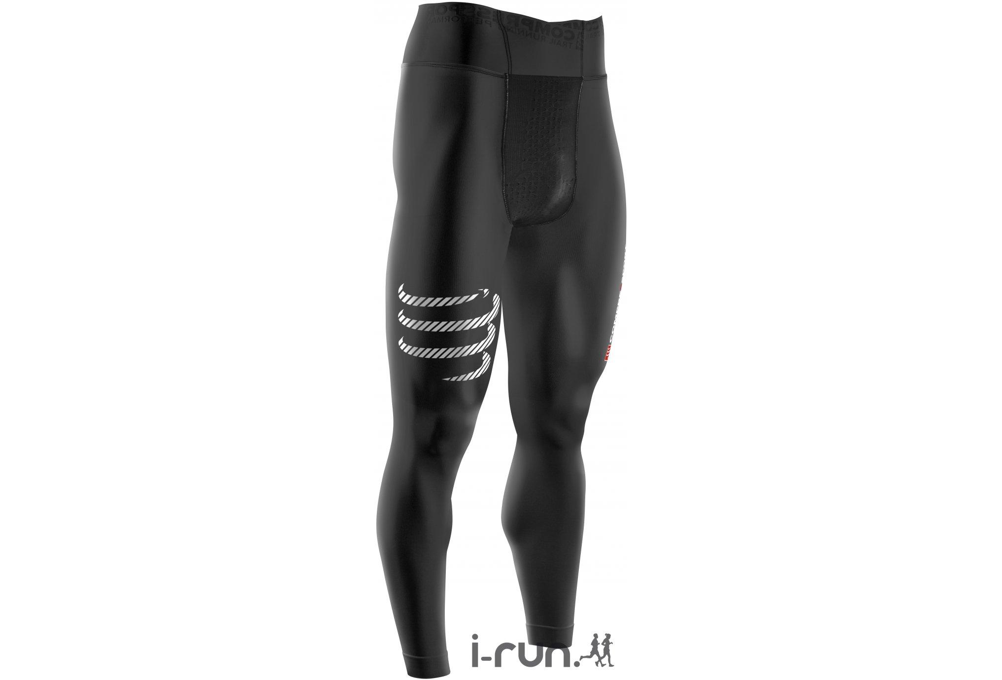 Compressport Full Tights M vêtement running homme