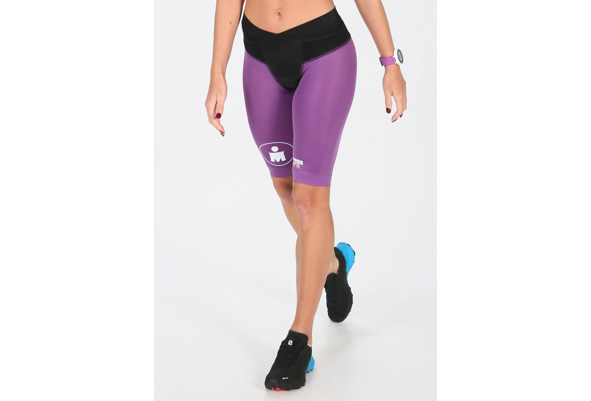 Compressport Ironman TR3 Brutal W vêtement running femme