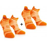 Compressport Pack Chaussettes Pro Racing Ultra Light Run Low