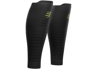 Compressport Pack de Pro Racing V 3.0 Run Low Black Edition + R2 Oxygen Black Edition