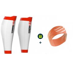 Compressport Pack R2 Oxygen + Bandeau ON/OFF offert