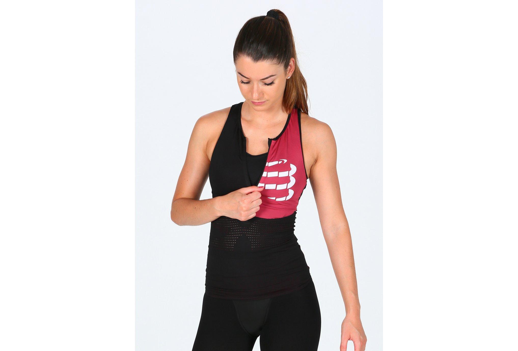 Compressport Postural Ultra W vêtement running femme