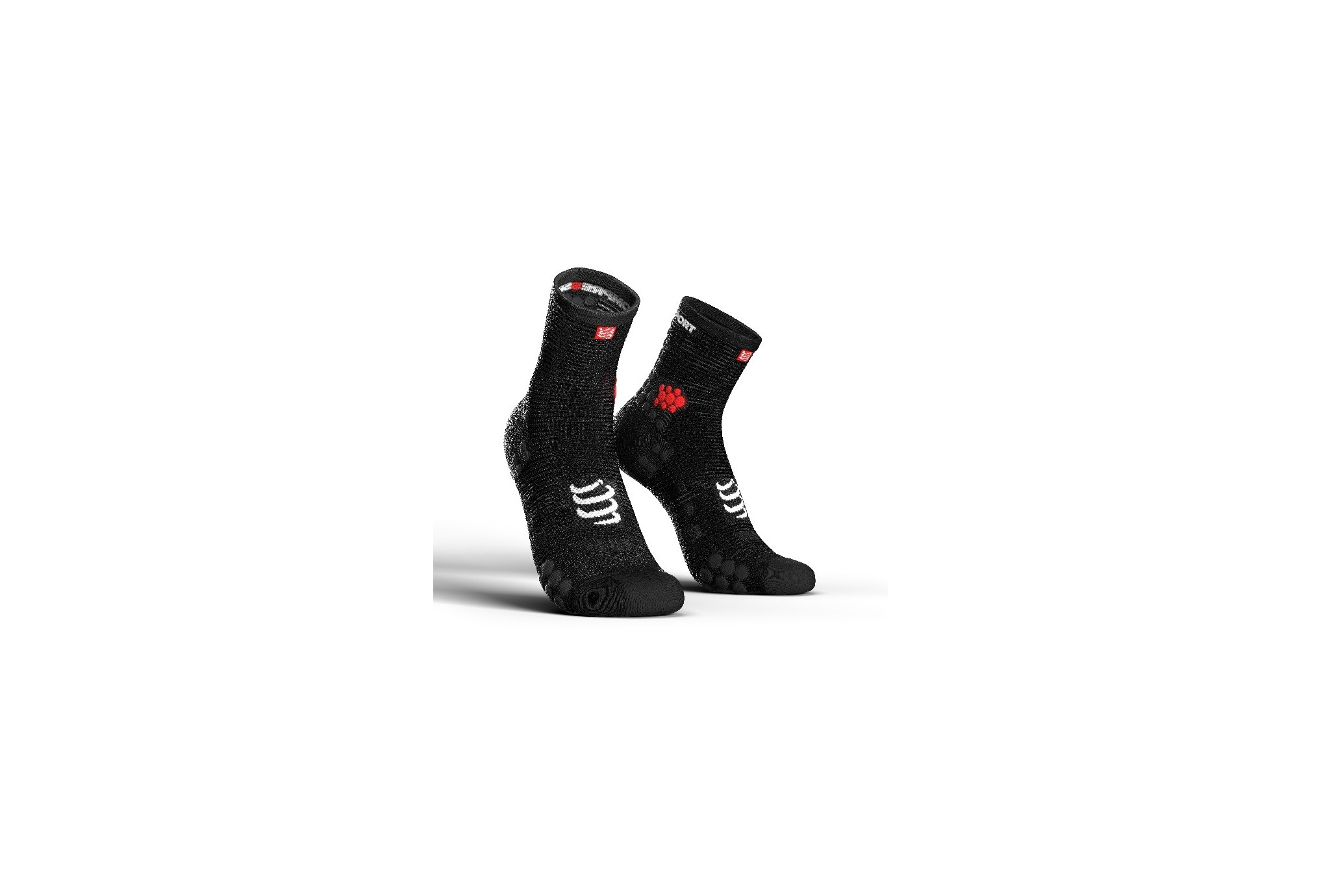 Compressport Pro Racing V 3.0 Run High Chaussettes
