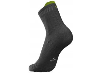 Compressport calcetines Pro Racing V 3.0 Run Low Black Edition