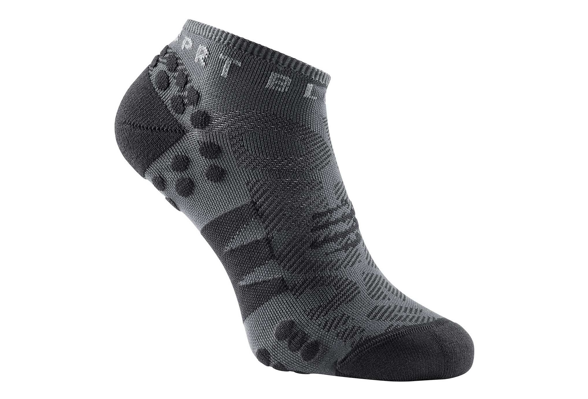 Compressport Pro Racing V 3.0 Run Low Black Edition 2020 Chaussettes