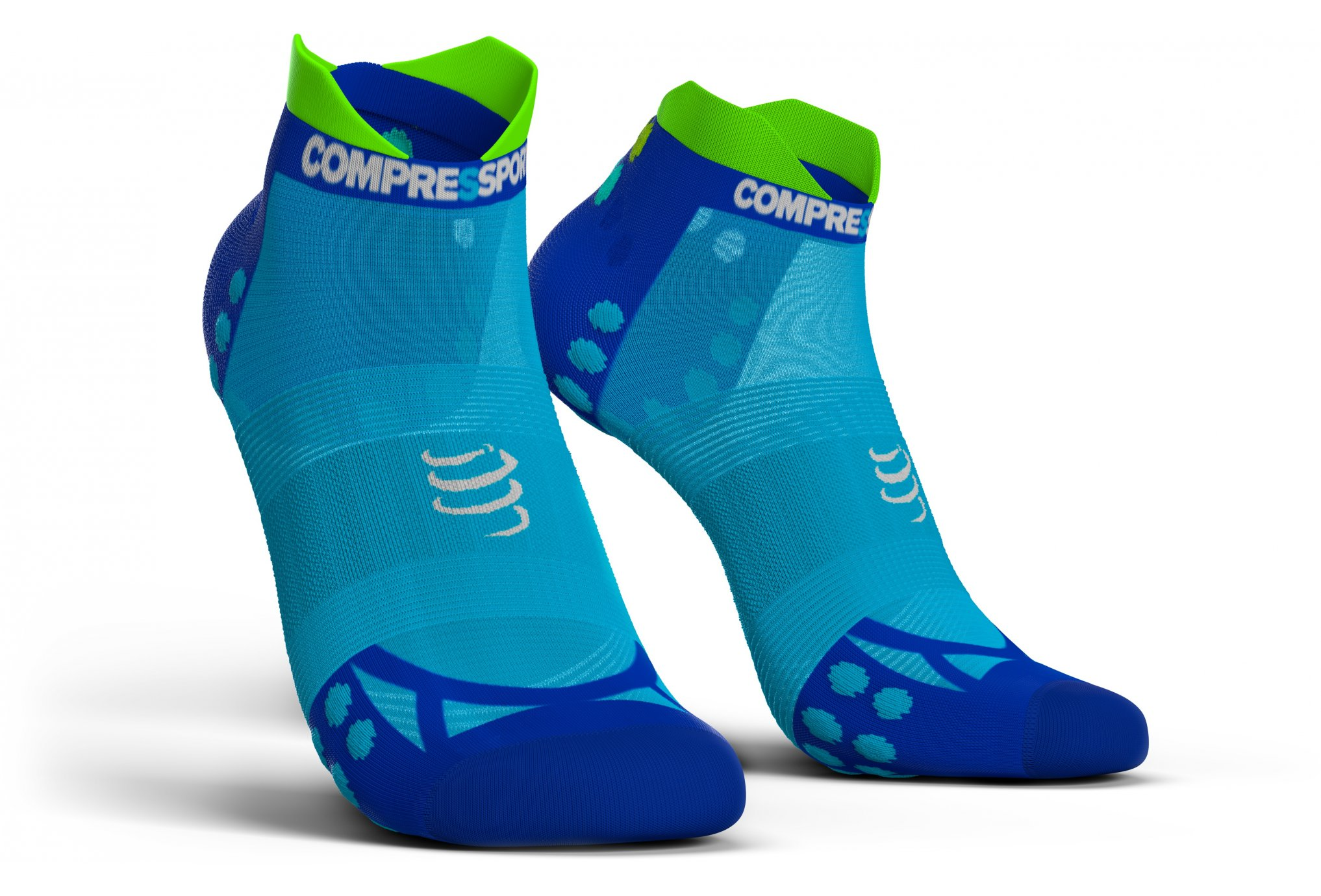 Compressport Pro Racing V 3.0 UltraLight Run Low Chaussettes