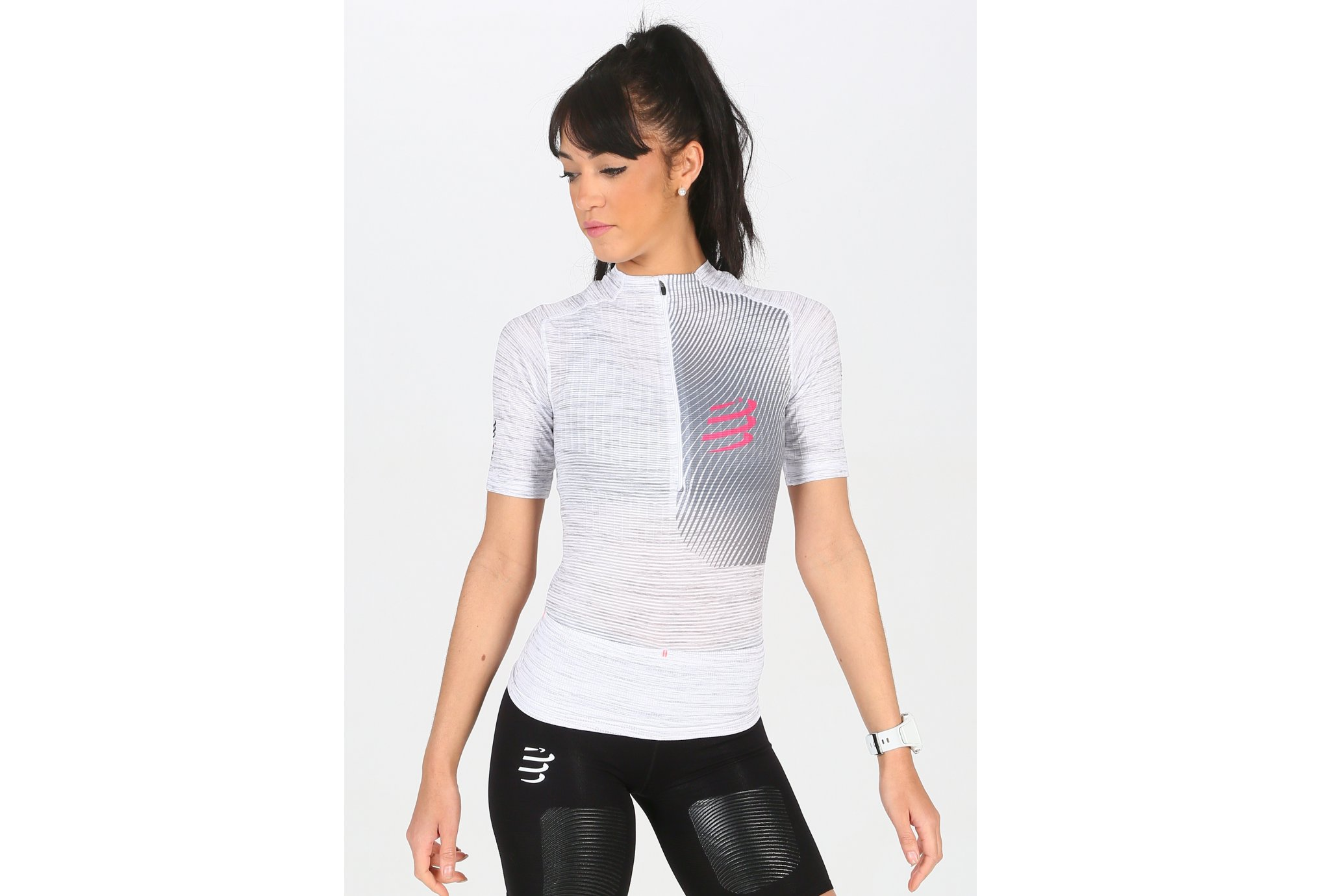 Compressport Trail Postural W vêtement running femme