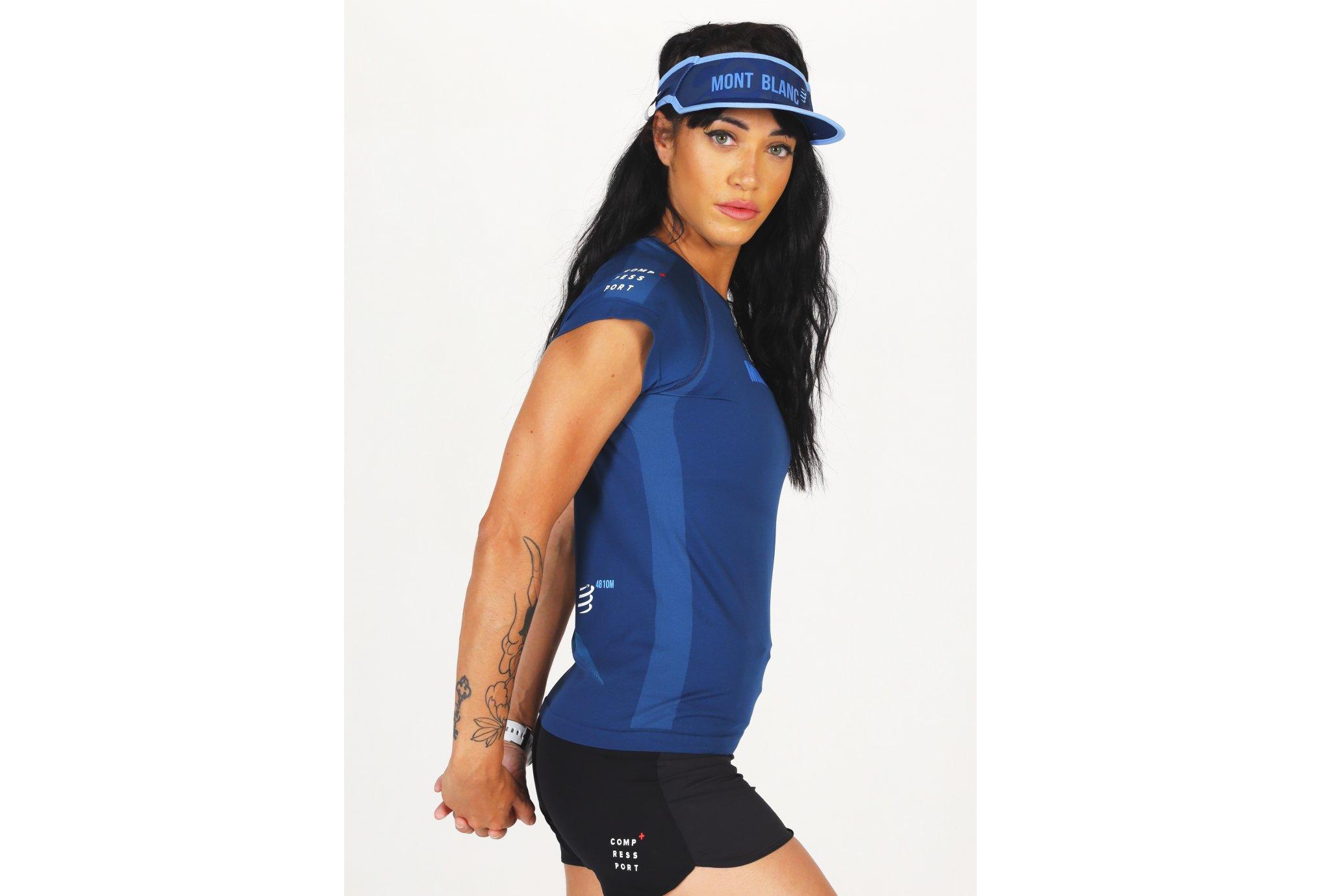Compressport Training Mont Blanc 2021 W vêtement running femme
