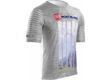 Compressport Training Tshirt Mont Blanc 2017 M