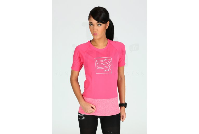 Compressport Training Tshirt W