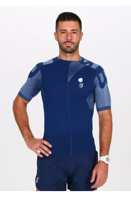 Compressport camiseta manga corta Ultra Trail Postural UTMB 2020