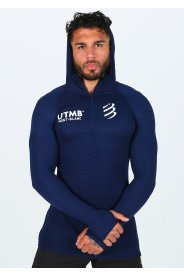 Compressport Ultra Trail Racing Hoodie UTMB M
