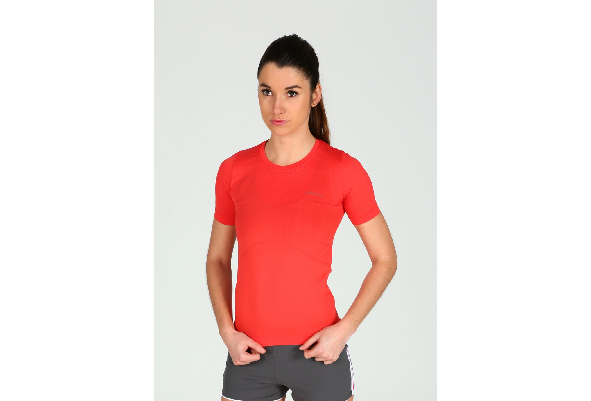 Craft Tee-shirt Stay Cool Seamless W Diététique Vêtements femme