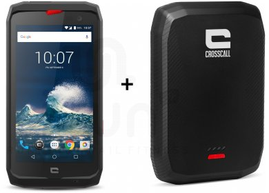 Crosscall Pack Action-X3 + X-Power
