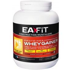 EAFIT  Whey Gainer 750g - chocolat